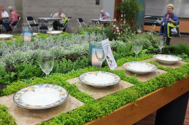 Self-serve salad greens?