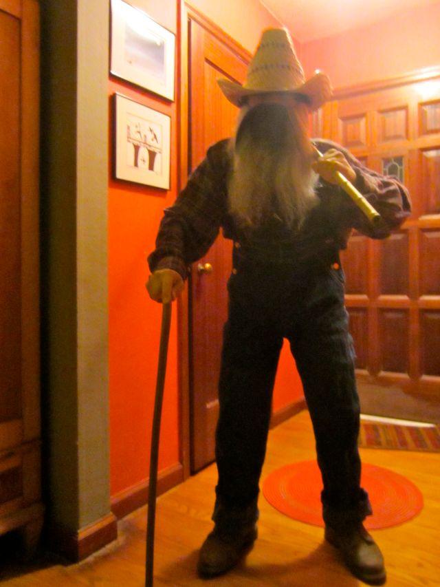 Hillbilly costume