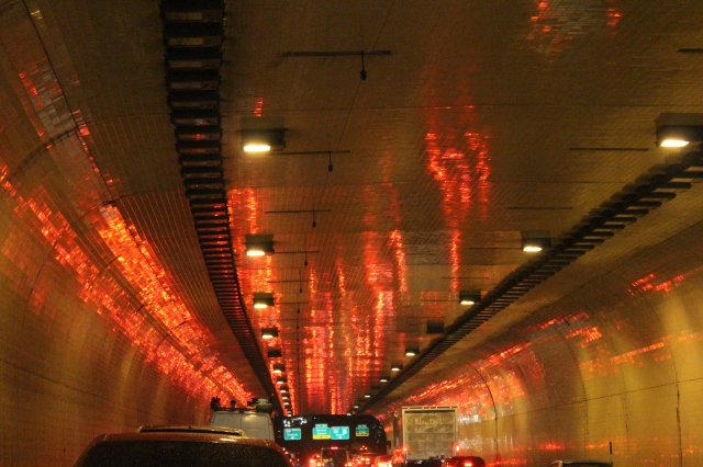 Sunset Highway tunnel