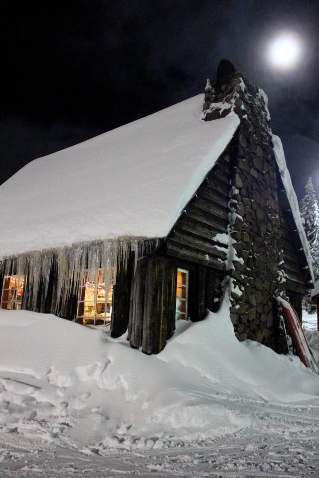 #Winter Wonderland #Mt Hood Skibowl, #nightskiing