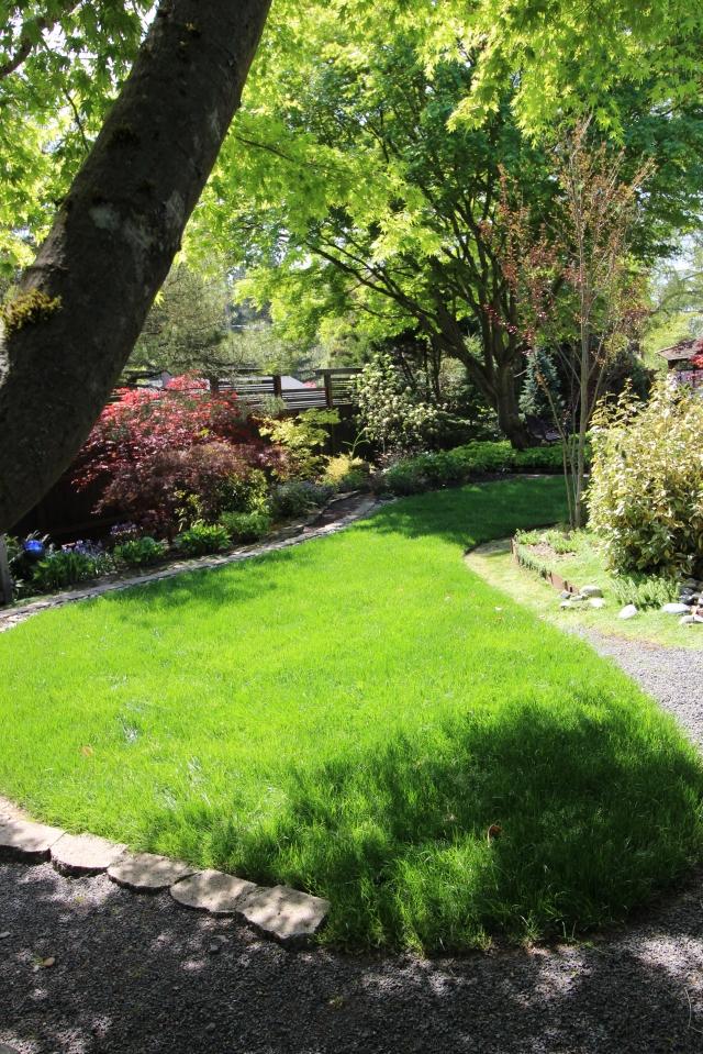 Marian's garden