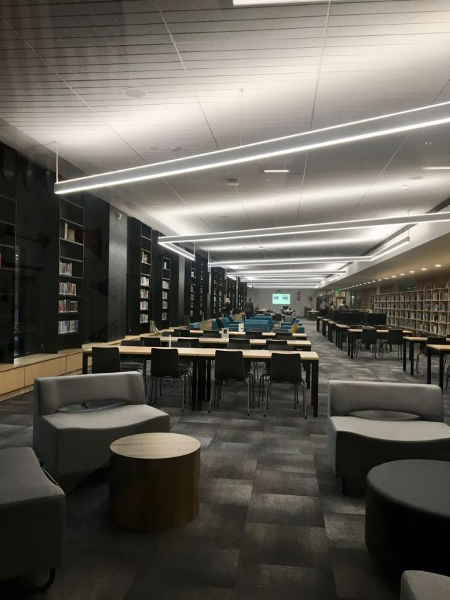 New library - Grant High School