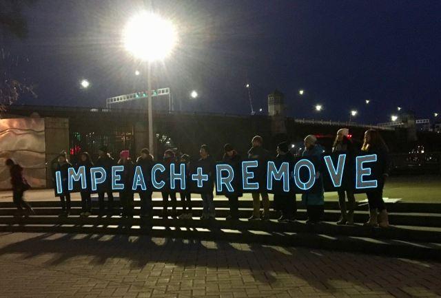 Impeach + remove